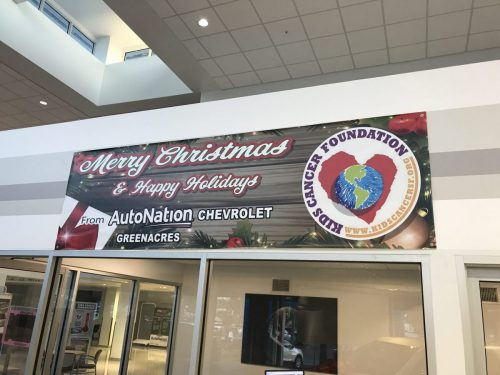 Corporate Banners | Banner Design South Florida | GNS Wraps