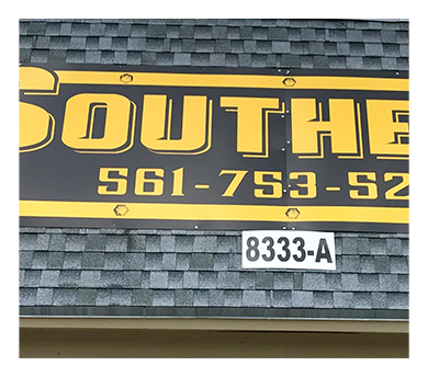 Office Signage | South Florida outdoor sign | GNS Wraps